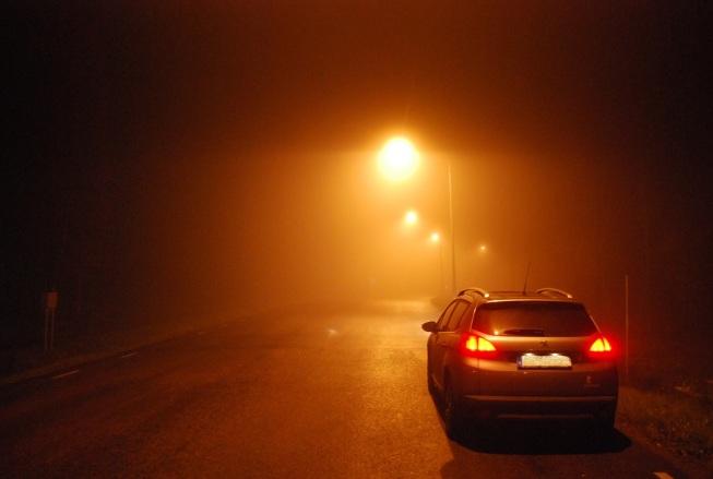 Nebel 17.10.2015 Falun