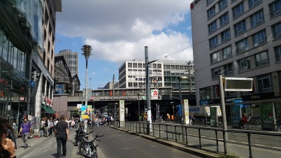 Berlin Sommer 2016