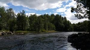 Seen, Flüsse und Wälder prägen die Landschaft in weiten Teilen Schwedens