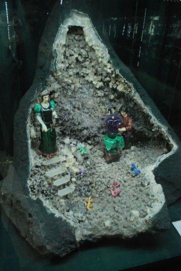 Kunst im Gestein - geologisches Museum