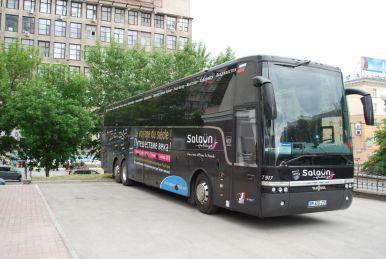 Mit dem Bus von Frankreich nach Fernost
