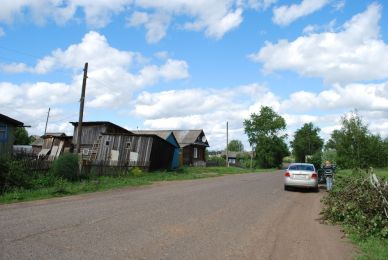 Kirovskaya Oblast - Bashkortostan