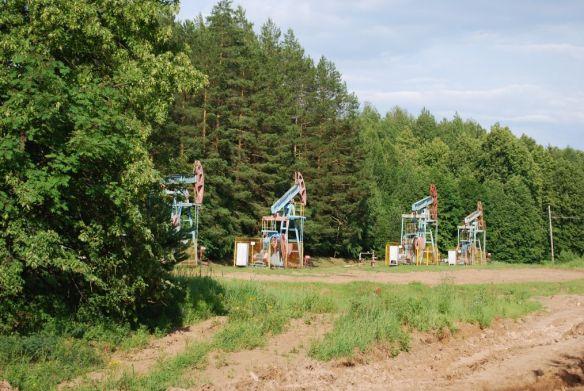 Ölförderung in Bashkortostan