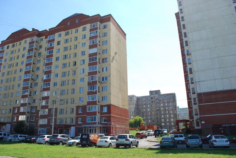 Charme sowjetischer Großstädte - immerhin renoviert