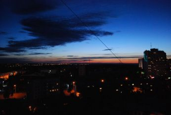 Ufa by night