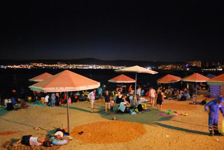 Abens in Aqaba
