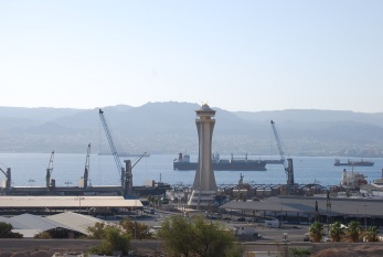 Aqaba Hafen