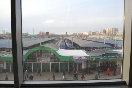 Jaroslavski Bahnof, Moskau