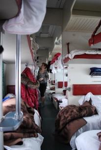Zug nach Kirov