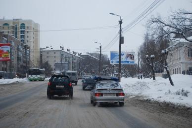Verkehr in Kirov
