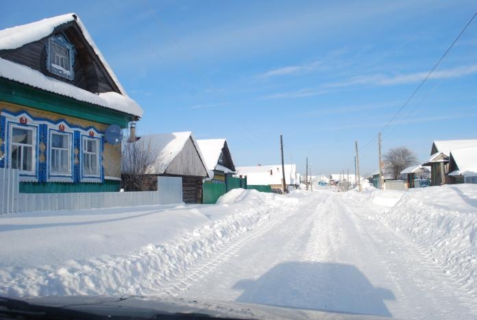 Dorf in Tartastan