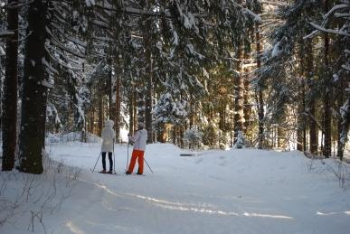 Ski nahe Kirov