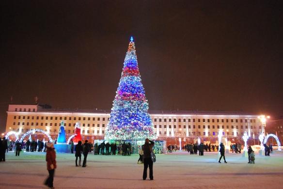 Theaterplatz Kirov
