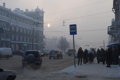 Winter in Kirov