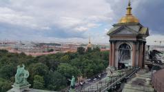 Blick von der Isaaks-Kathedrale