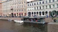 """Wassertaxi im """"Venedig des Nordens""""?"""