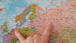 Distanz Deutschland-Kirov