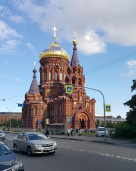 Eine von vielen Kirchen...